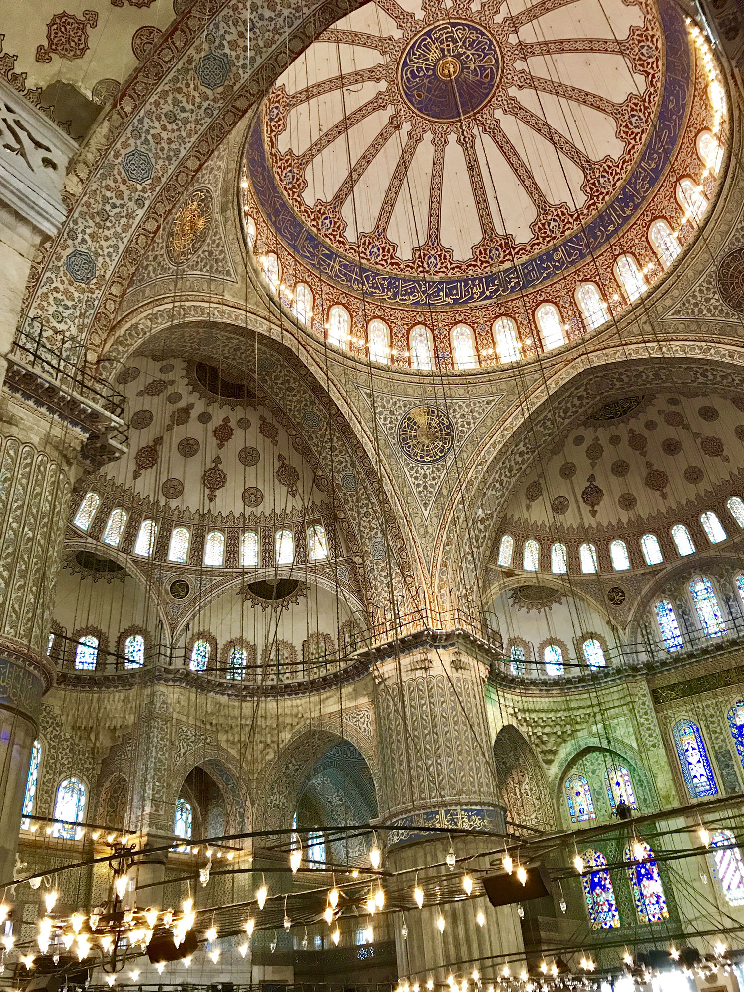 mosquee interieur